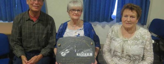 Honouring Sligo Fiddler Sheila O Dowd